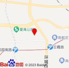 宁波新欣宾馆位置图