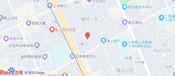 梅园三街坊小区地图