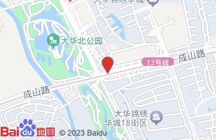浦东成山路中心位置