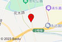锦江之星(上海磁悬浮总站店)电子地图