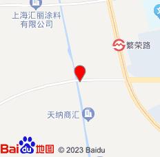 上海云魔方酒店位置图