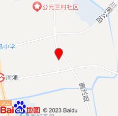 上海东爵丰达精品酒店位置图