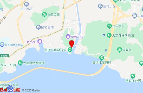 大连贝壳博物馆地图