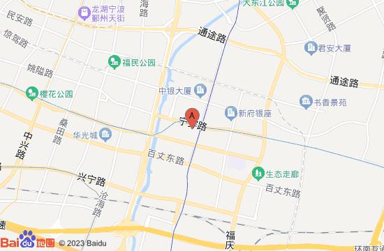 宁波梦多多小镇地图