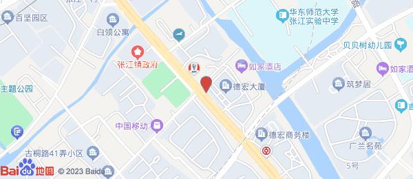 德宏大厦小区地图
