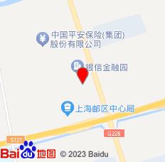锦江之星(上海张江金融信息园店)位置图