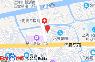 川沙现代广场位置