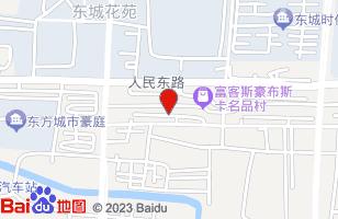 南汇-惠南中心位置