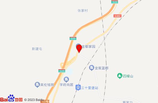 大连广美温泉水上乐园地图