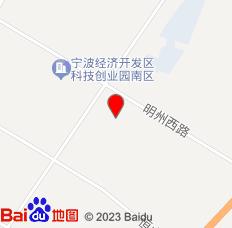 宁波鸿兴宾馆位置图