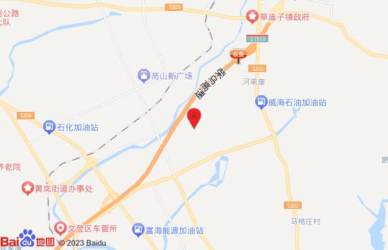 文登汤泊温泉地图