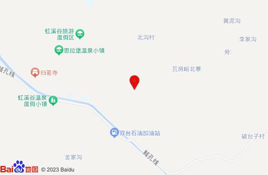 营口奕丰天沐温泉地图