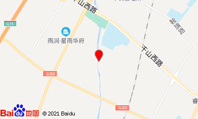 鞍山星光汽车影院周边地图
