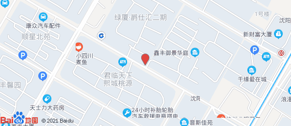 铁西 鑫丰御景华庭 兴华街 北三路 地铁口 勋望学校-室外图-1