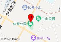 沈阳中联速8商务酒店电子地图