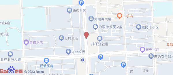 锦联经典名座小区地图