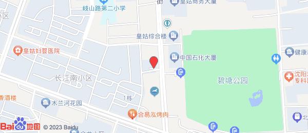 中乾国际广场(中乾商务花园)小区地图