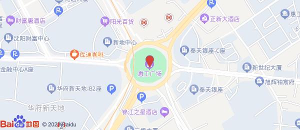 万宝社区小区地图