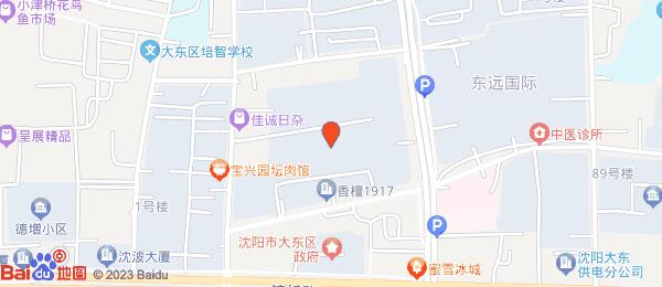 香檀1917小区地图
