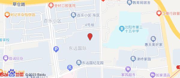 东远国际花园小区地图
