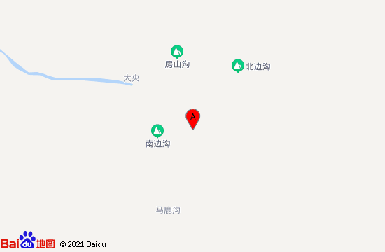 抚顺新宾参仙谷地图