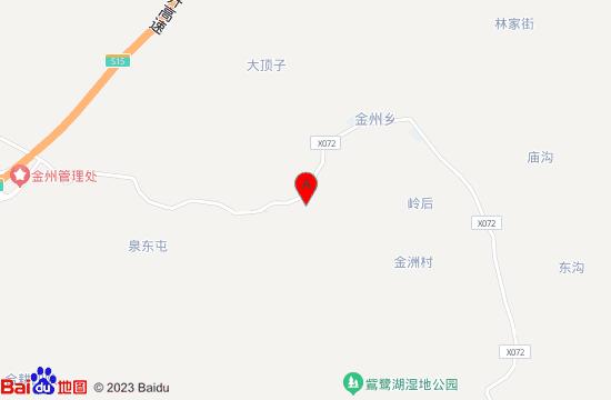 辽源鴜鹭湖梯田花海地图
