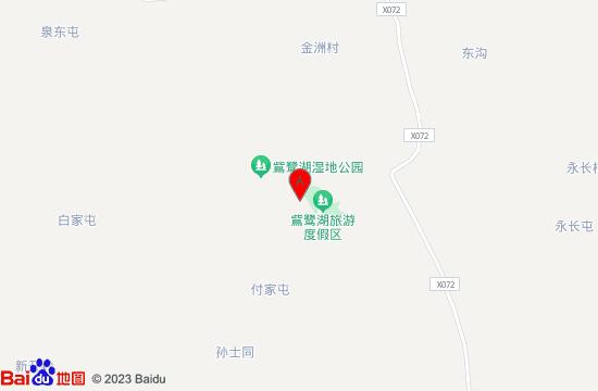 东辽鴜鹭湖红叶岭地图