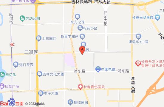 长春樱桃汤泉地图