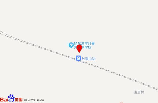 哈尔滨花之语养息谷地图