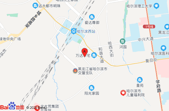 哈尔滨万象萌宠乐园地图
