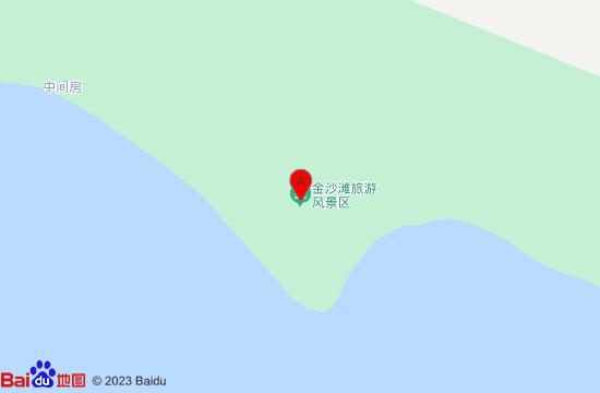 和硕县金沙滩地图