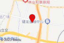 绿优阁商务酒店电子地图