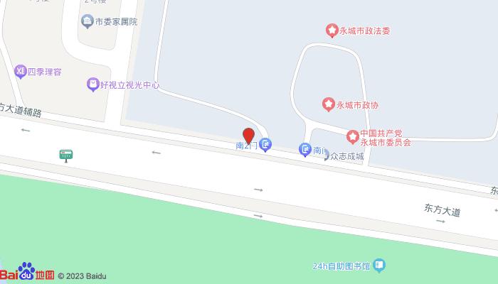 芒砀山文物旅游区地图