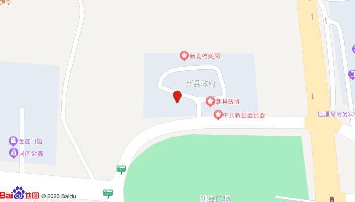 香山湖地图