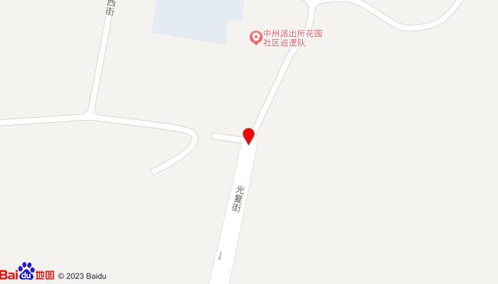 人民公园地图