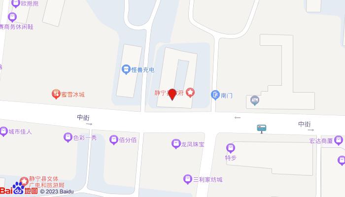 界石铺红军长征纪念馆地图
