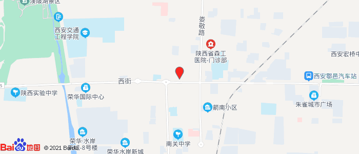 陕西西安户县化工库房及其场地出租