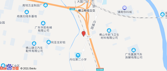 广东佛山南海区丹灶镇