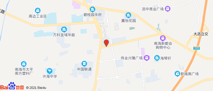 广东佛山南海区大沥镇