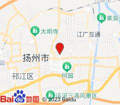 扬州金聚德酒店地图