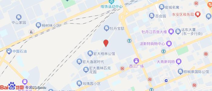 牡丹江到佳木斯高铁规划图