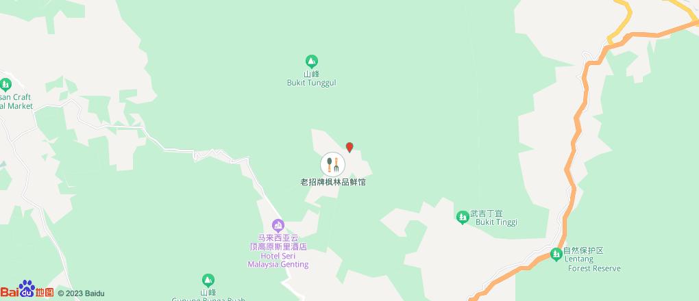 地理位置图