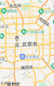 北京龙熙温泉度假酒店(大兴-庞各庄)地图
