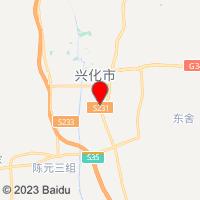 江苏省泰州市兴化市兴化市科技工业园康民东路1号