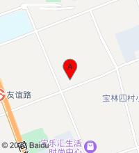 友谊路地图
