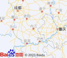 内江电子地图