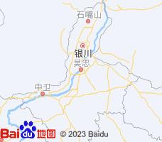 吴忠电子地图