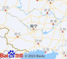 南宁电子地图