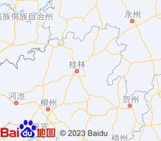 桂林电子地图