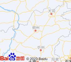 朔州电子地图